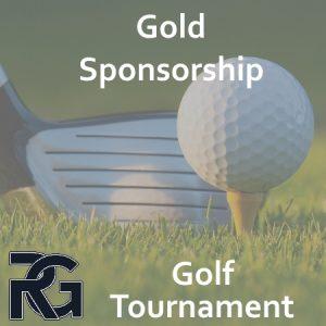 Golf Tournament – Gold Sponsorship