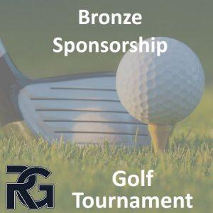 Golf Tournament – Bronze Sponsorship