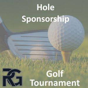 Golf Tournament – Hole Sponsorship